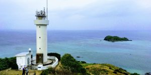 石垣島平久保灯台