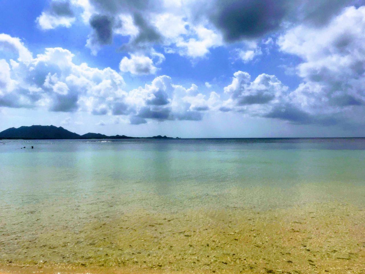 石垣島米原ビーチ