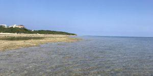 石垣島宮良海岸