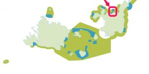 西表石垣国立公園の海域公園区域