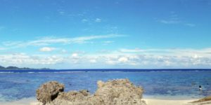 石垣島米原ビーチ(2020.10.29)
