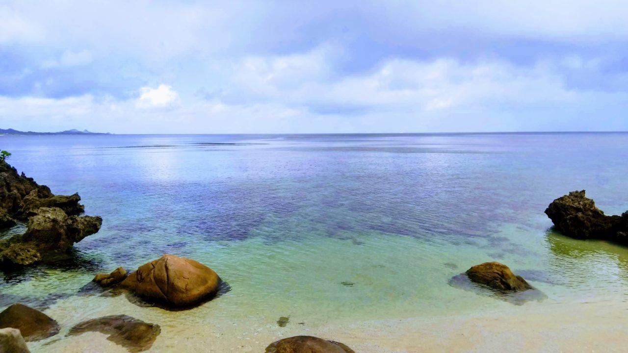 石垣島米原ビーチ-セーシェルエリア(2020.11.19)