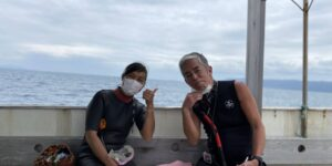 鳩間島バラスでボートシュノーケリング