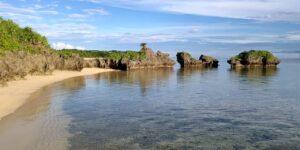 西表島中野海岸(2021.08.19)