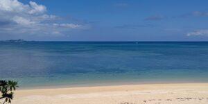 石垣島桴海のビーチ(2021.09.01)