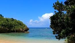 ヤドカリビーチ